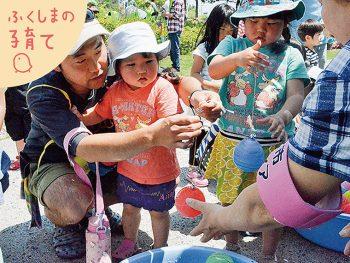 遊びコーナー盛りだくさん!本宮市で『子どもまつり』を開催