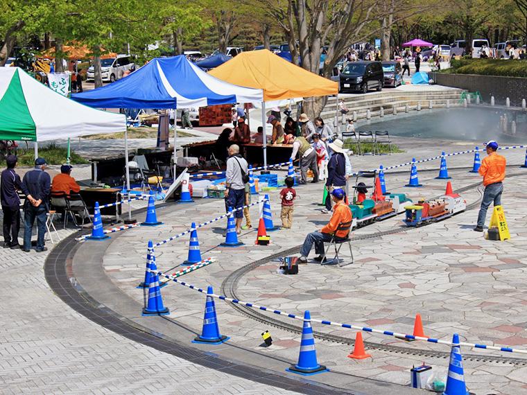 【4月29日(祝)福島市】『あづま総合運動公園』春の感謝デー