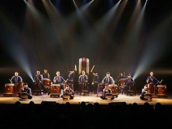 山木屋太鼓の自主公演開催!迫力の演奏を間近で体感しよう