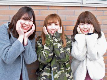松川町で元気に遊ぶ、女子大生3人の『ガチ旅』に密着!