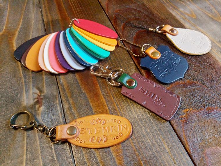 皮革工房「stemkin leathers」が出店。自然素材の魅力が生きた長く使える商品も販売