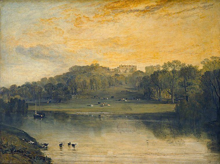 《ソマーヒル、トンブリッジ》 1811年展示 油彩・カンヴァス  エディンバラ、スコットランド国立美術館群 (c)Trustees of the National Galleries of Scotland