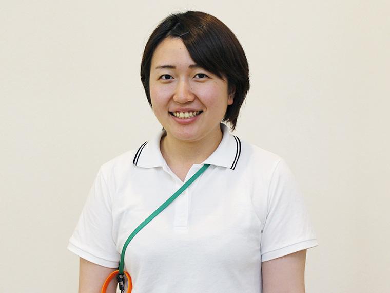 作業療法士/渡邉晴香さん