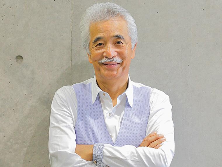 テレビドラマやアーティストとして活動中のさとう宗幸さん。今回初めて福島市で音楽コンサートを披露する