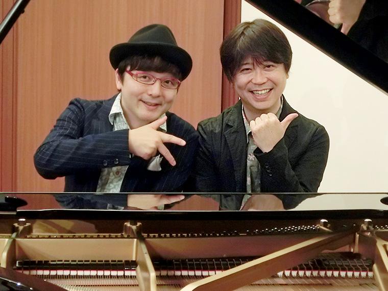 チェロの概念を覆す柏木広樹の自由なサウンド、光田健一の歌い上げるピアノの協演