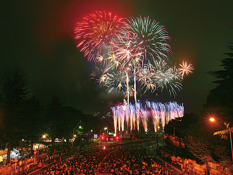 8月5日(日)『第49回仙台七夕花火祭』
