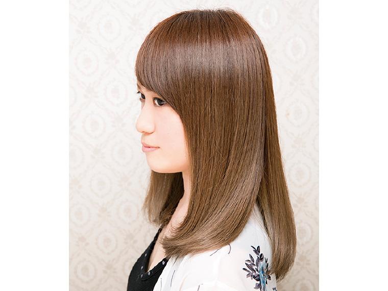 髪の美しさが色褪せない「オーガニックカラー」
