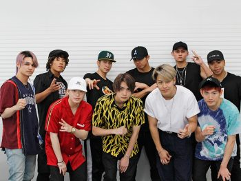 「THE RAMPAGE from EXILE TRIBE」インタビュー【vol.1】 サイン入りポスターのプレゼントも