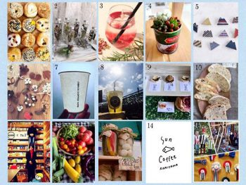「パン香房leaf」主催!コーヒーや雑貨など福島県内の人気店が登場
