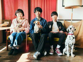 注目バンド「Saucy Dog」が「郡山CLUB#9」のステージに登場