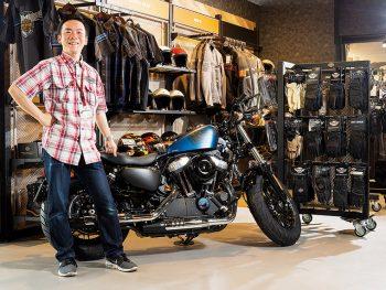ファン垂涎!ハーレー115周年記念特別カラーのバイクやアパレル続々入荷