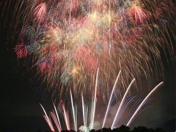 【福島県内・隣県】花火大会カレンダー2018