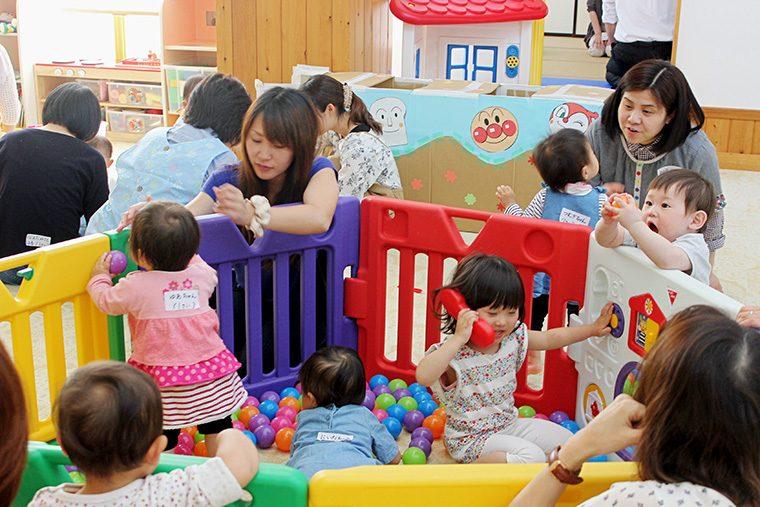 初めての子育てはわからないことが多いもの。こういったイベントに参加することで、子育てが楽しくなるヒントが見つかるかも!