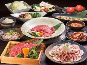 この夏は個室でも楽しめる飲み放題付き焼肉宴会!うまい肉を集めた「5,400円コース」で決まり
