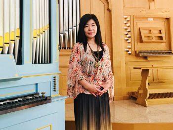 オルガニスト・竹佐古真希によるパイプオルガンコンサート開催