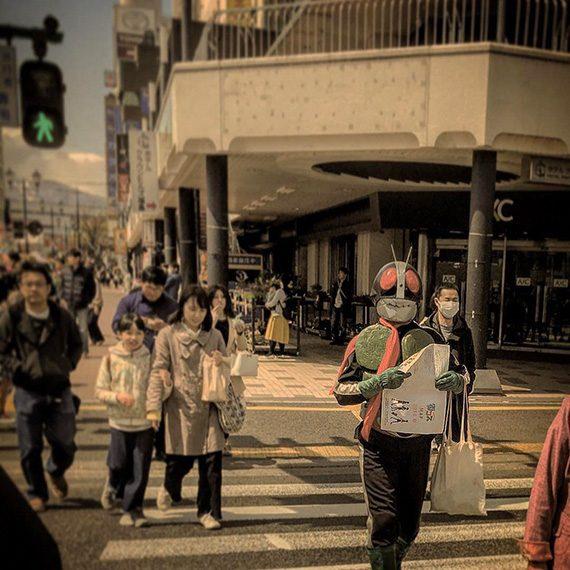 apomatuuraさん(撮影場所:駅前通り/ハルフェス)