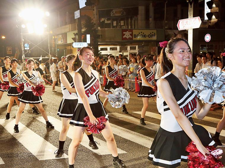 毎年恒例の楽しみ「ダンシングそーだナイト」。CJスタッフも8月3日(金)に登場!
