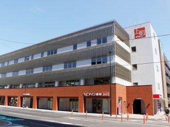 『上町テラス』オープンで話題の、福島市上町・大町エリアをお散歩