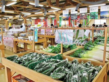 新鮮野菜と果物はJA農産物直売所におまかせ!(1)