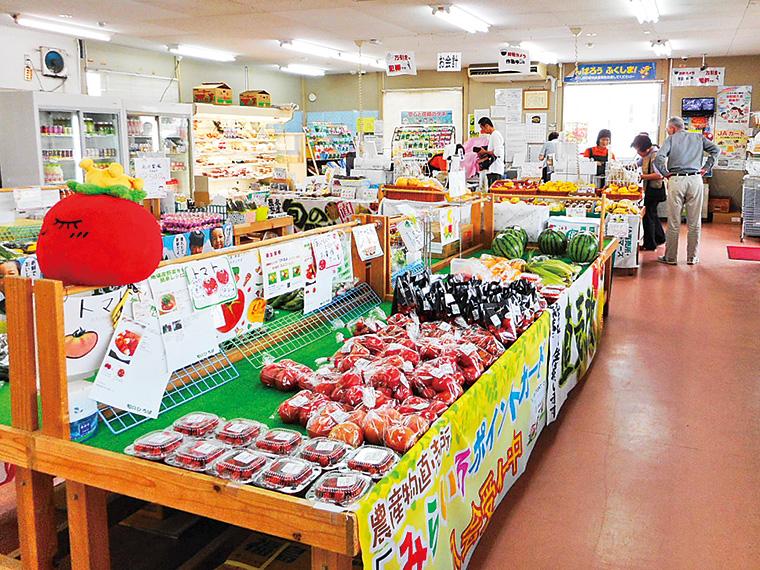 新鮮野菜と果物はJA農産物直売所におまかせ!(2)