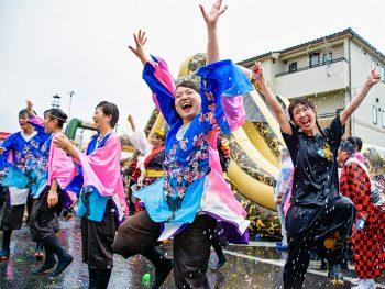 本宮市で夏まつり開催!フィナーレの打ち上げ花火も必見!