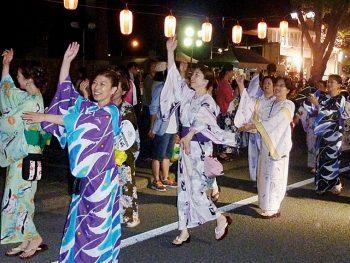 伊達市保原町で豪華景品が当たる盆踊りを開催!!