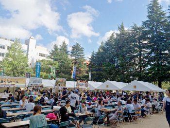 約50種類のクラフトビールと、宮城のおいしいお店が集結!
