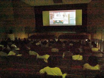 本宮の映画の歴史をたどる、年に一度の映画祭