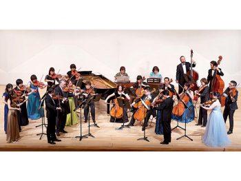 ヴァイオリン奏者・篠崎史紀とラルカータ室内合奏団が魅せる
