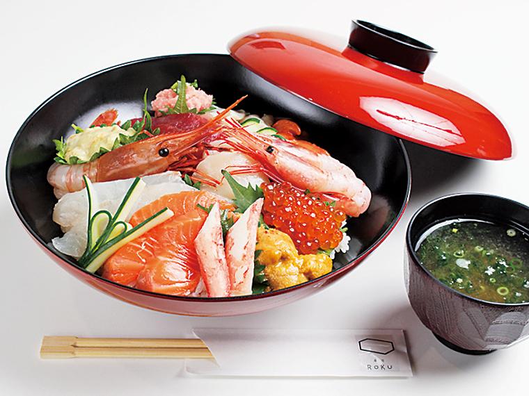 『寿司ろく』食事券2,000円分【1名様】
