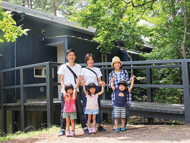 4歳の双子の娘を持つママ編集者・いとちんと旦那さん、3歳の息子を持つママ編集者・みっこが子どもとの初キャンプに挑戦しました!
