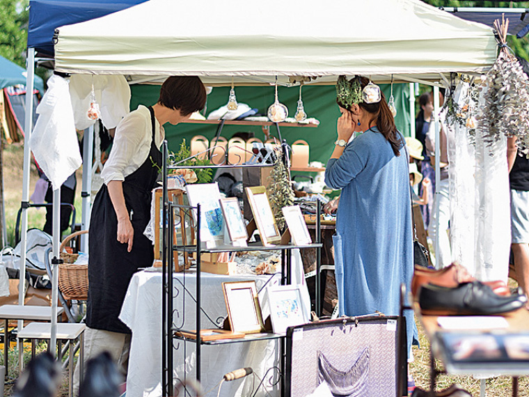 【10月20日(土)・21日(日)】Creema Craft Caravan in 福島