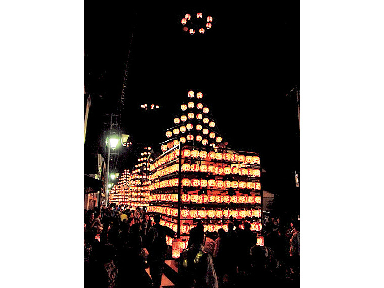 【10月7日(日)】松川提灯祭り