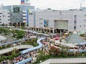 企画満載!仙台市泉中央駅前の大規模マルシェで楽しもう!