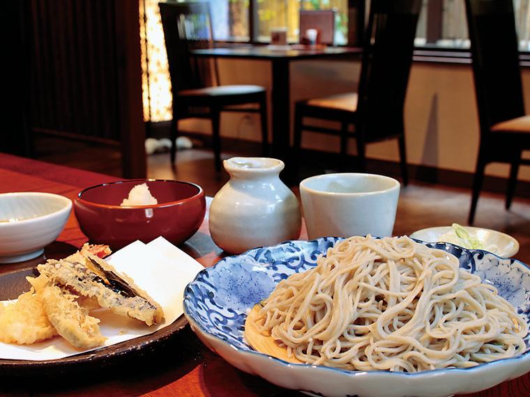 【福島市太田町】蕎麦 西口喜多屋