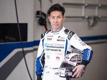 レーシングドライバーの小林可夢偉が福島市にやって来る!