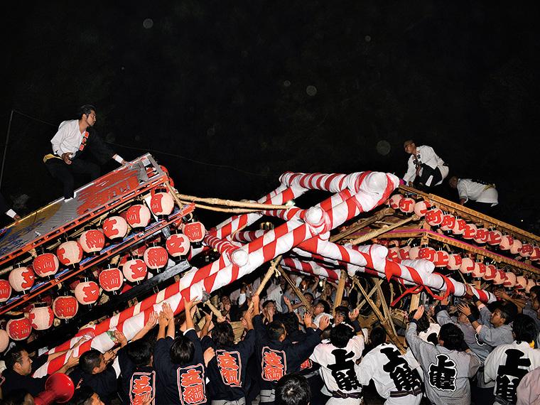 【10月5日(金)~7日(日)】飯坂けんか祭り
