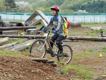 川内村で「ミニトライアスロン」!トライアルバイク体験やトークショーも
