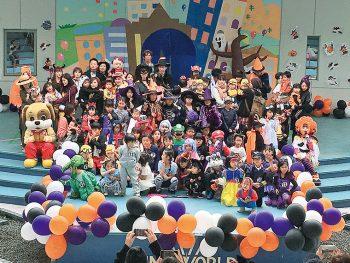 『リナワールド』でハロウィン仮装コンテストを開催!