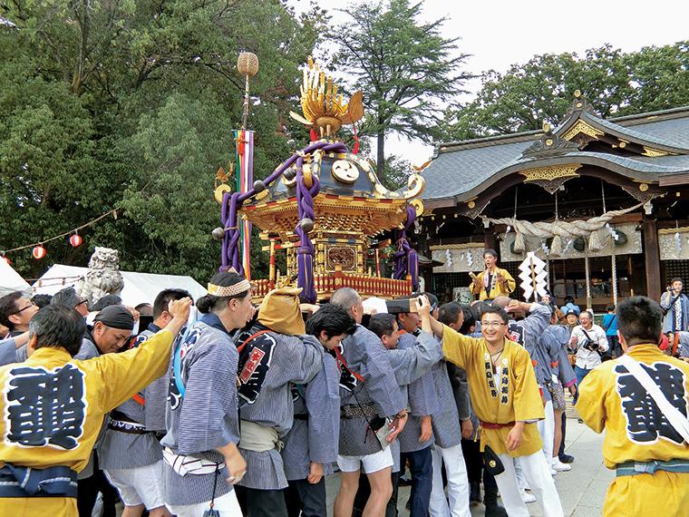 【10月6日(土)~8日(祝)】福島稲荷神社例大祭
