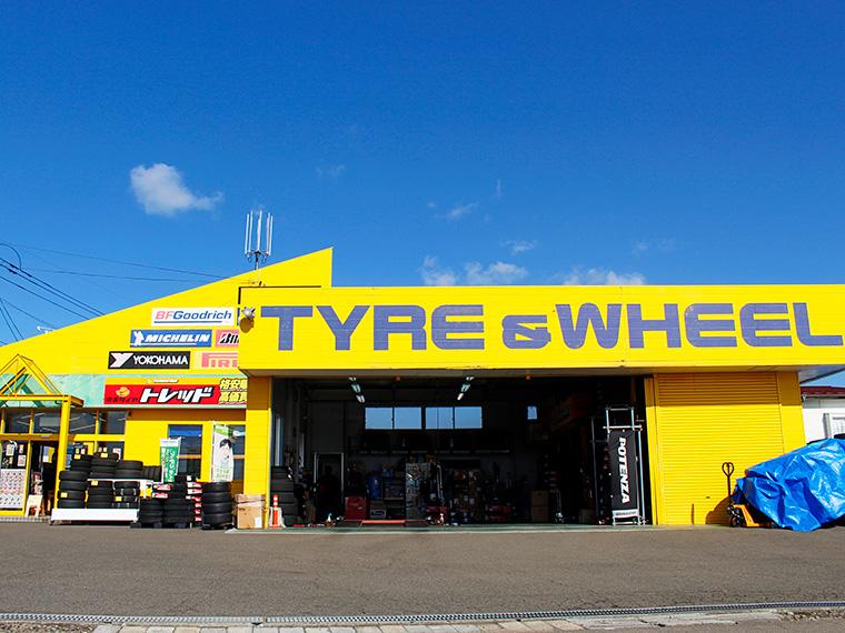工場を隣接、タイヤ交換だけも大歓迎!まずはご予約を