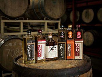 郡山から世界を目指すウイスキー、その名は郡山市の郵便番号「963」