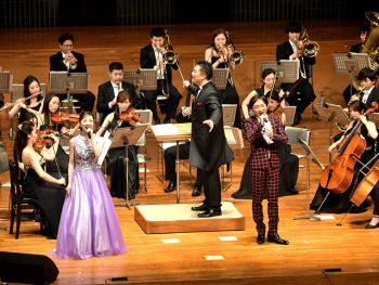 「會津風雅堂」で福島県出身アーティストとオーケストラが共演