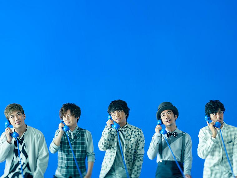 5人組ポップロックバンド「wacci」、47都道府県ツアーで郡山へ