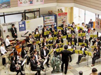 家族で楽しめる「フィール・ウインド・オーケストラ」の演奏会