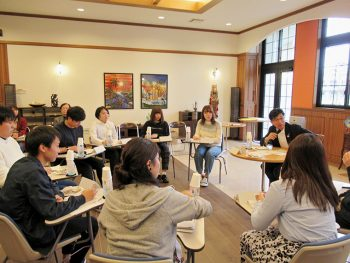 福島市長と子育てパパ&ママが「子育てしやすい環境づくり」について考える