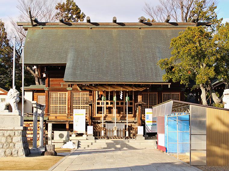 【福島市飯坂町】西根神社