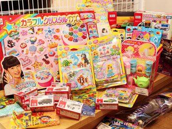 福島市岡部に「おもちゃ屋」開店!子どもたち大喜びの初売り開催!