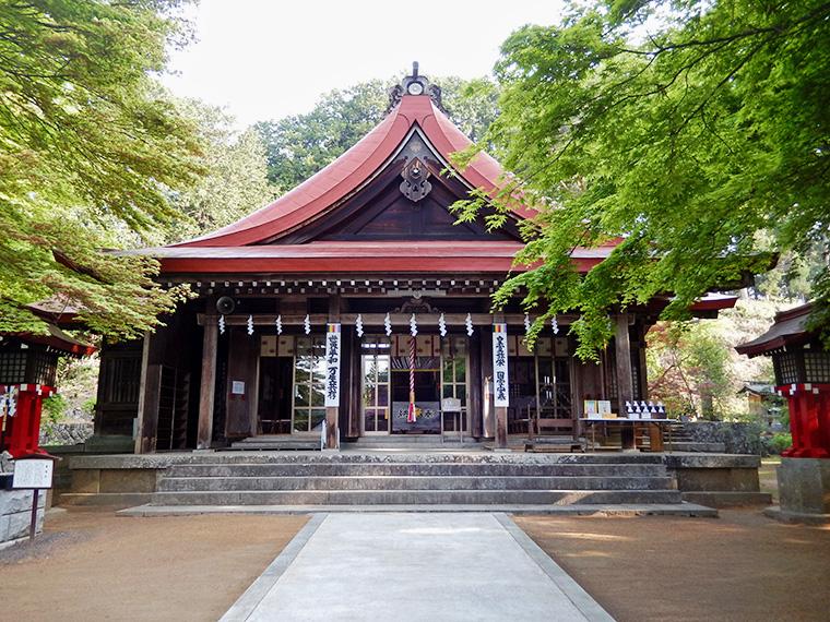 【伊達市霊山町】霊山神社