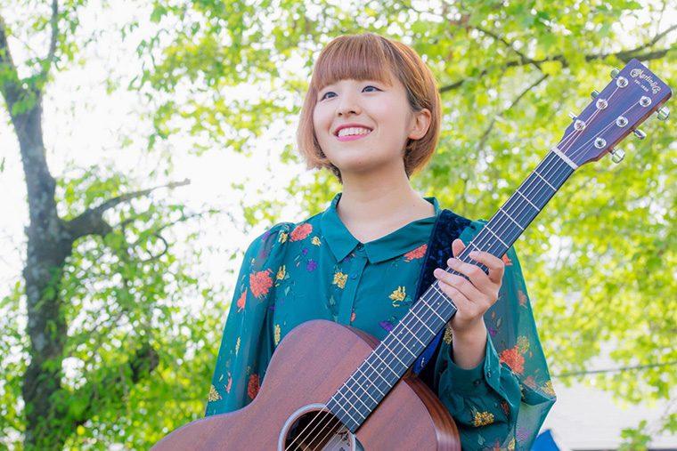 9月8日(日)「Acoustic」に出演するMANAMI